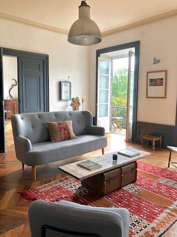 Maison CHA-RI-VA-RI