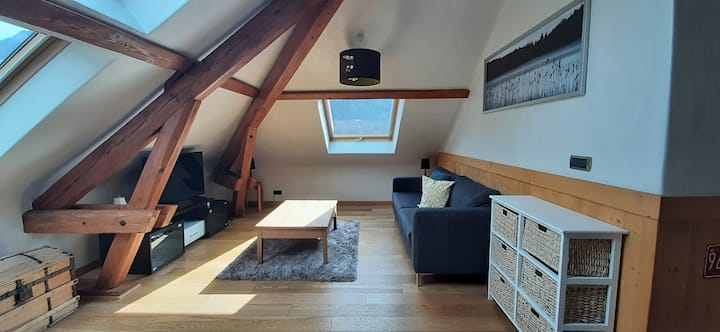 Appartement 3 pièces, simple et charmant