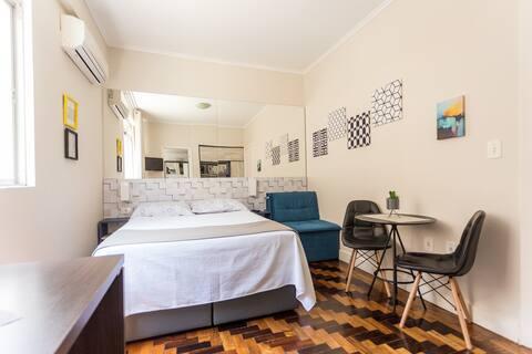 Estúdio Azzo 905 | Tiny Apartment