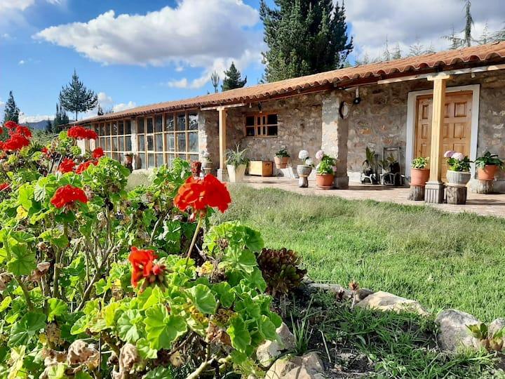 Casa de Piedra Namora, Cajamarca