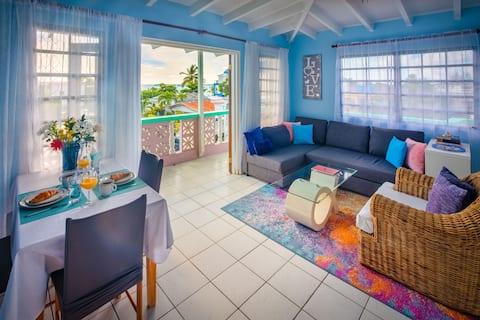 RÉSIDENCE SECONDAIRE Beach Apartment