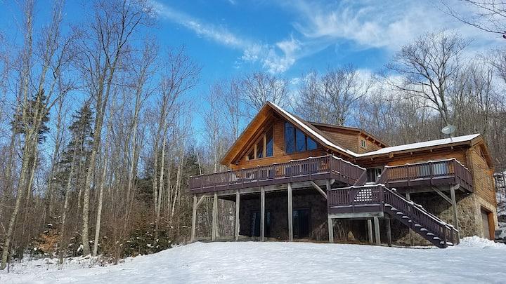 Top Hunter View - A private Catskill retreat!