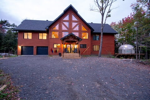 One of a Kind Luxury Chalet in Laurentians!!