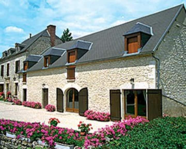 Le Bourg, Family stay, 10 km from Rocamadour