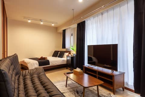 Roppongi&Akasaka Area★5min from sta.★Free WIFI★302