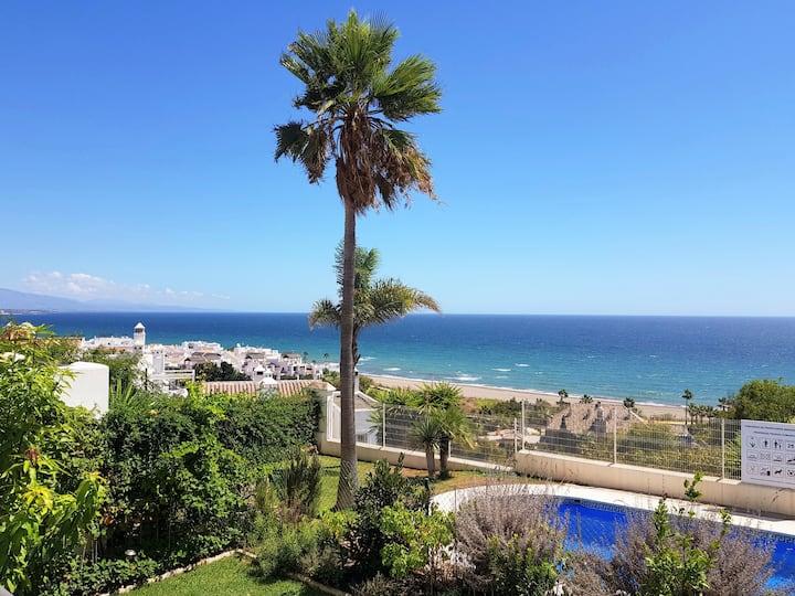 Amazing seaview Estepona