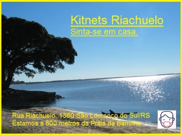 Praia da Barrinha - Apto casal/solteiro  KR 01