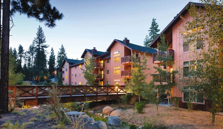 2BR condo, South Shore Tahoe, WorldMark by Wyndham