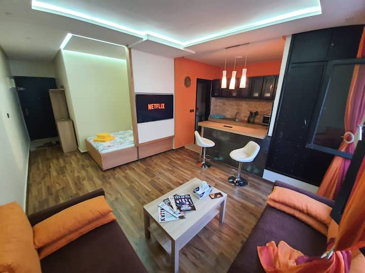City Center Studio 1 - Your home in Rabat