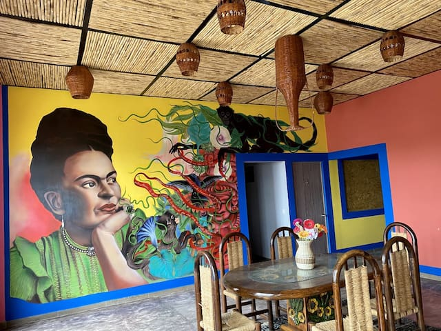Diaza Rooms- Center of Oaxaca ♥ H1