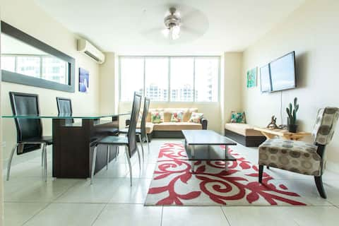 Apartment in Downtown Panama