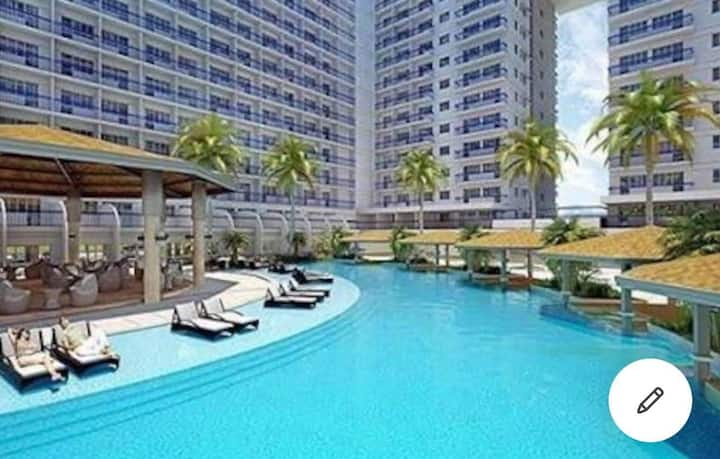 SHELL RESIDENCES 1 BEDROOM WITH BALCONY TOWER C