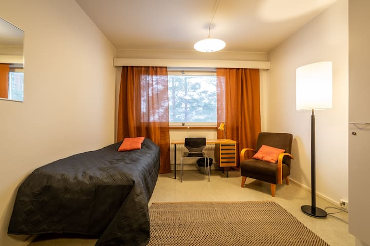 Katinala /Triple Room with Shared bathroom