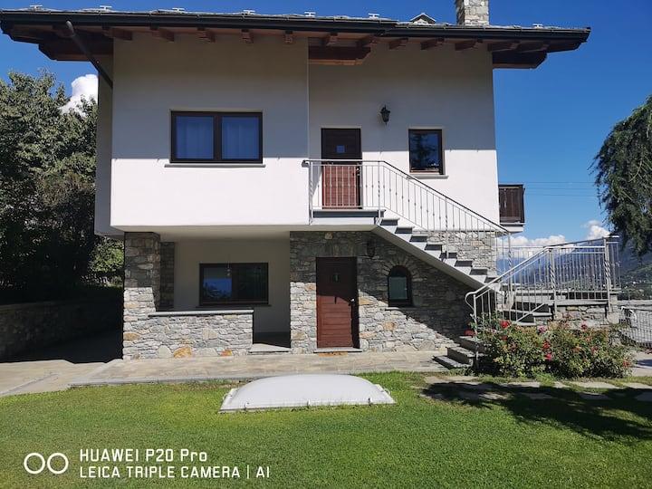 Villa a Sarre (AO)