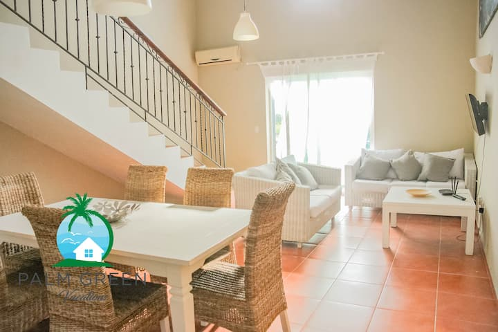 WhiteSands Beach 3BR Phenthouse -POOL-BEACH-WIFI
