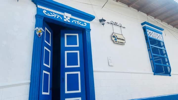 Artemisa: casa colonial en Carolina del Príncipe