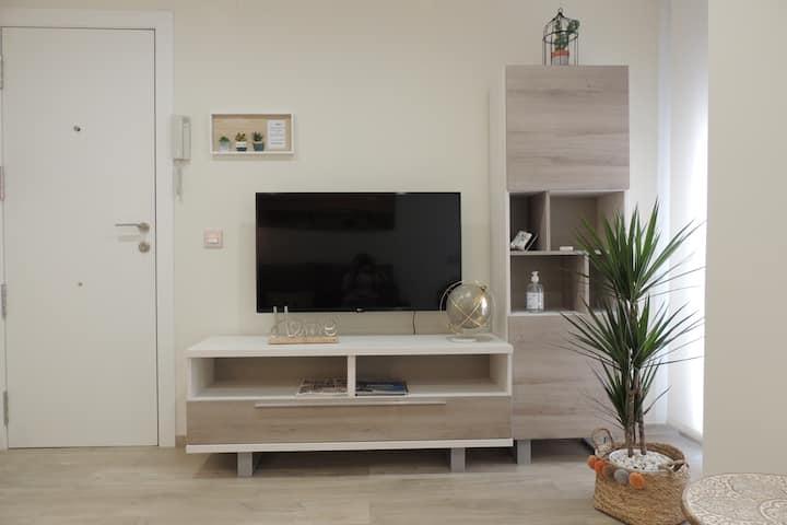 Apartamento la Unión II, calidad y comodidad.