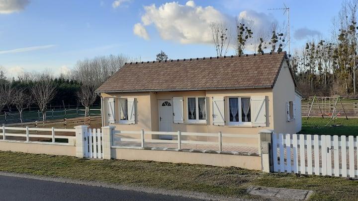 """Maison """"La prairie"""" porte de Chambord"""