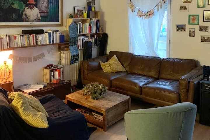 Cocooning Flat in Bordeaux for 4 people