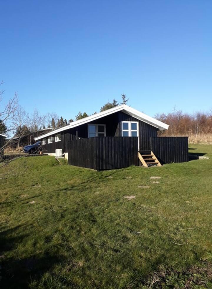 Sommerhus ved Slettestrand