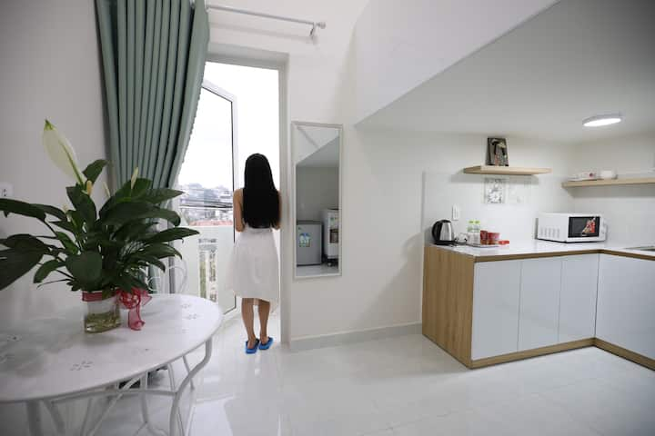 ThaoAnh Home&Apartment - Balcony Apartment 101