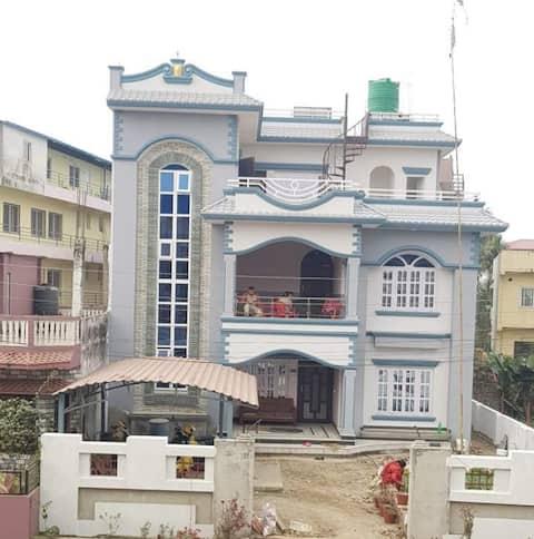 Private Room, near cancer hospital, Bharatpur