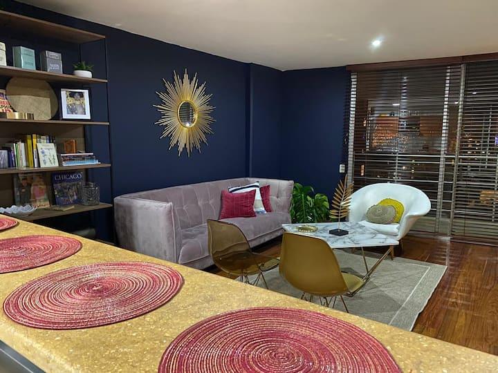 Espectacular apartamento tranquilo y cerca de todo
