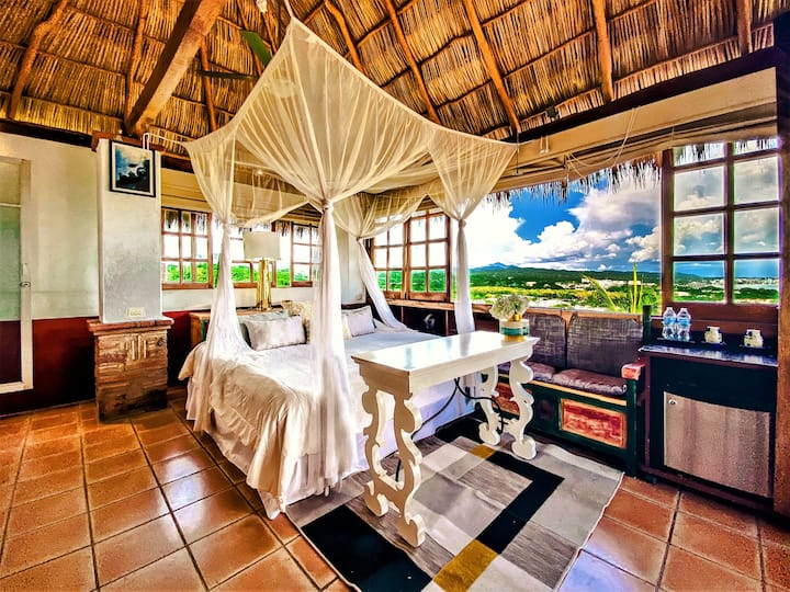 ¡¡ Incredible Palapa Loft, Beautiful Bay View,,¡¡¡