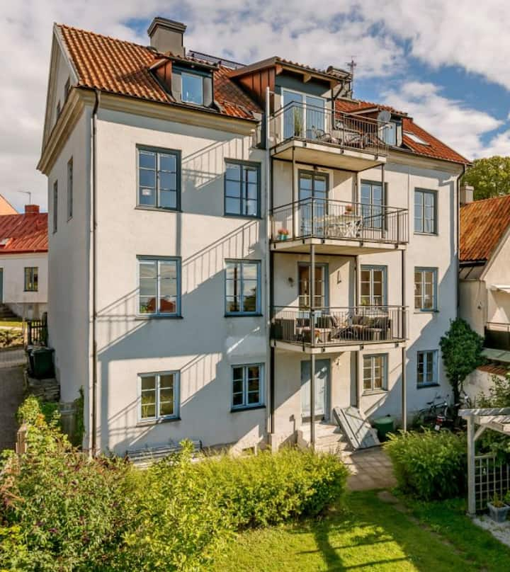 Visby, beautiful quiet location