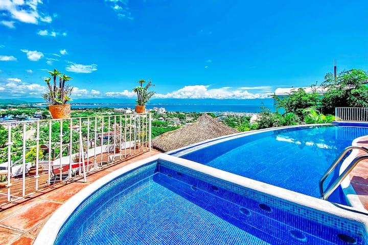 Villa Con Increíbles Atardeceres Apartament Spring
