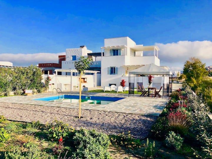 """""""Villa Pergola, private pool and amazing view"""""""