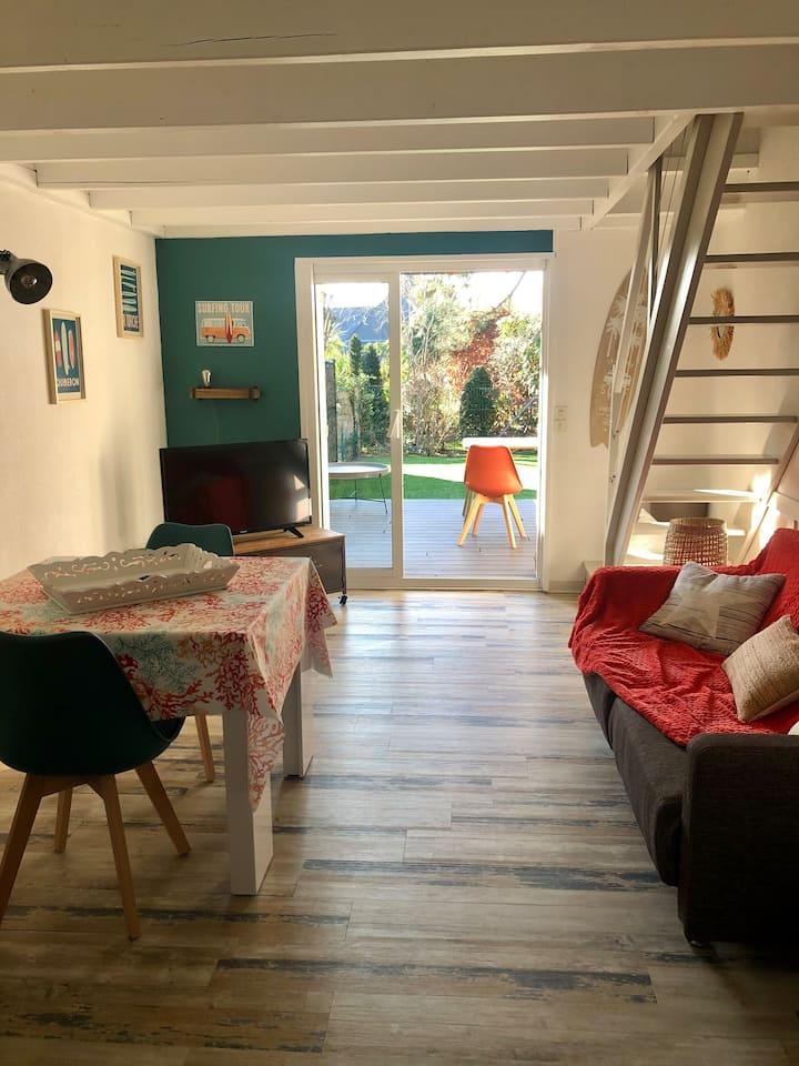 Appartement proche des plages de Carnac