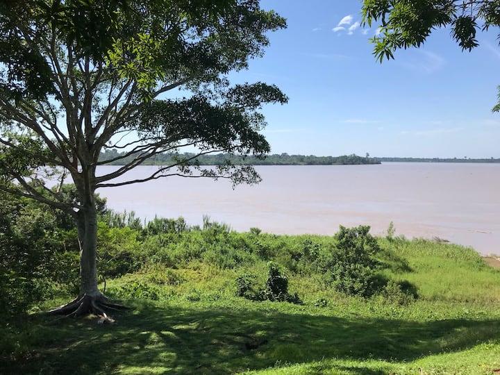 Light of the Shipibo-Riverfront Oasis-Meals Incl.