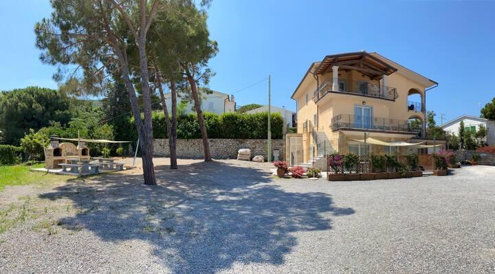 Villa Mia, appartamento vista mare.