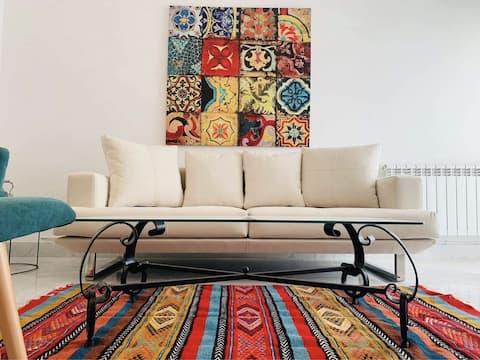 When Modern meets our Tuniso-Berber Heritage...