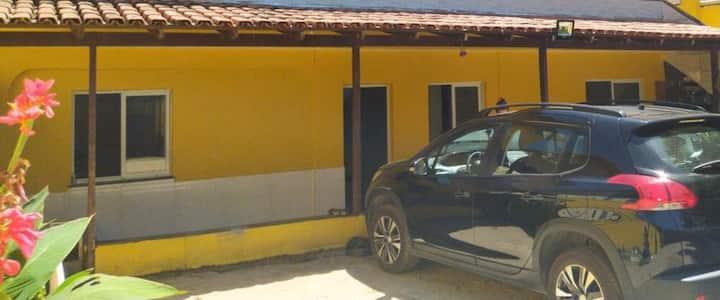Casa para descanso e lazer na Ponta da Fruta