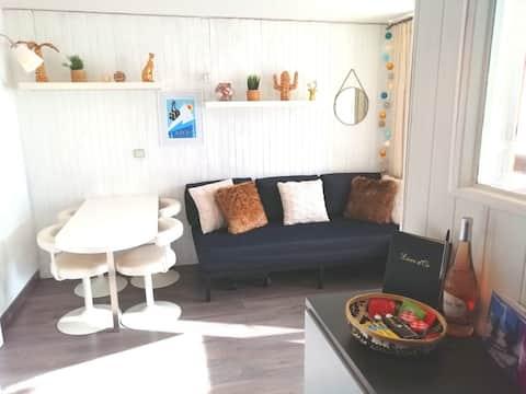 Acogedor apartamento - Centro Isola 2000 - 5 personas