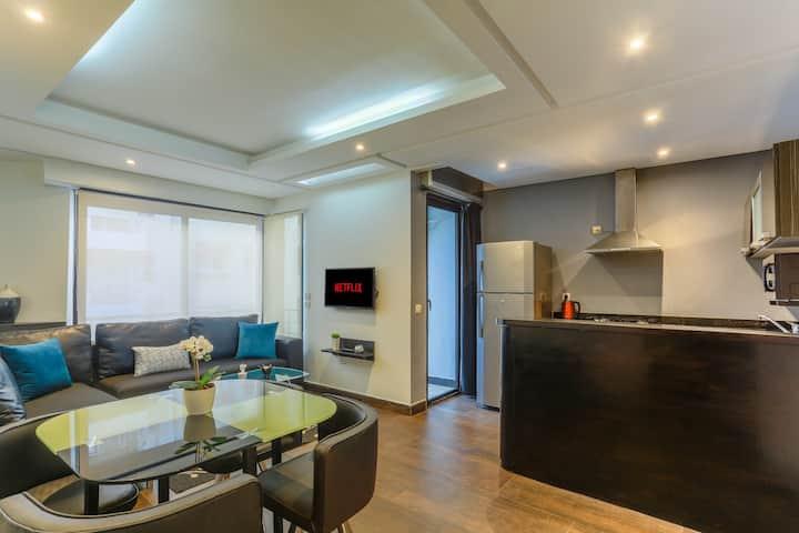 15 - Appartement moderne et cosy Gauthier