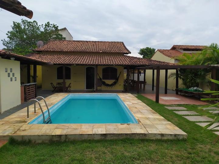 Casa aconchegante em Itaipuaçu