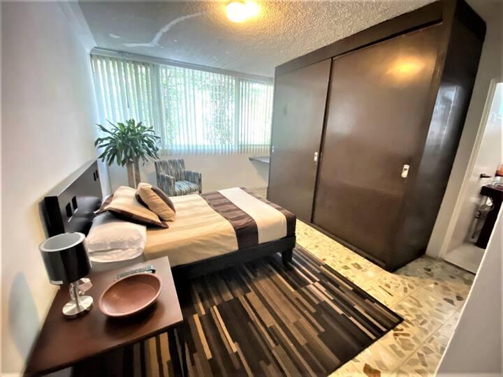 Bonito cuarto en Col. La Paz