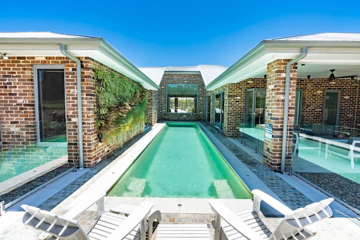 Luxury Resort-style Living with a Country Twist