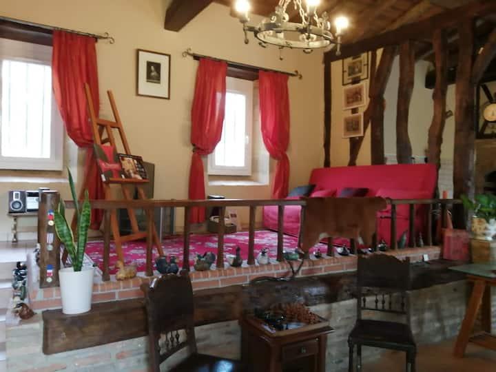 Maison d'hôtesTemplière en Pays de Gascogne
