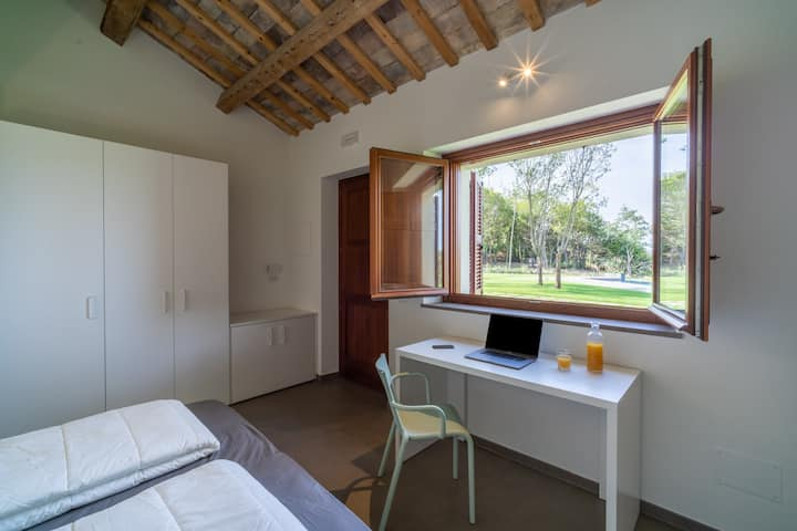 Private room at Navitas Coliving