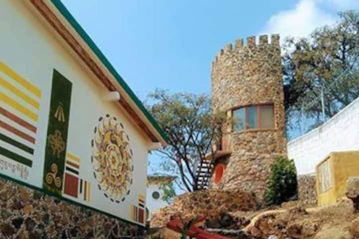 Torre Mágica Jardín