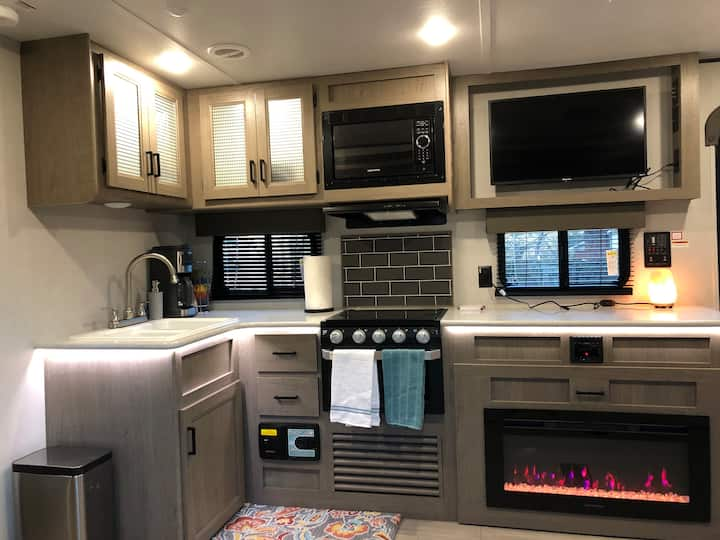 The Hide Out Camper