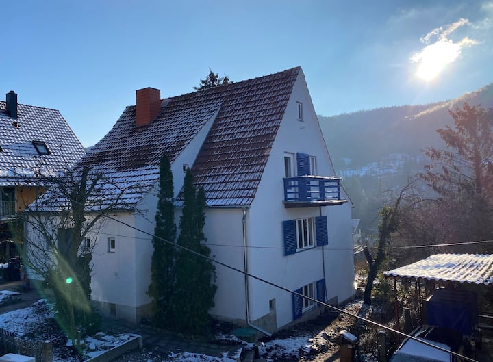 Schönes Haus in Jena - 4 Schlafzimmer