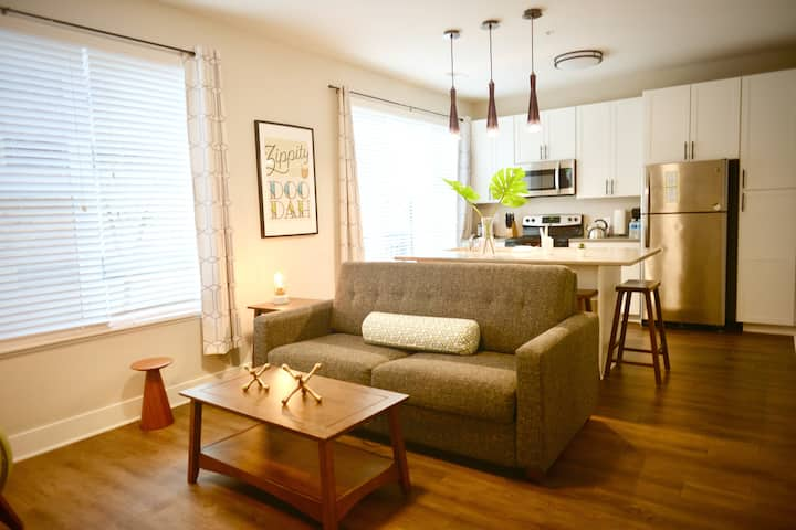 Luxury Apartments in Down Town Columbus