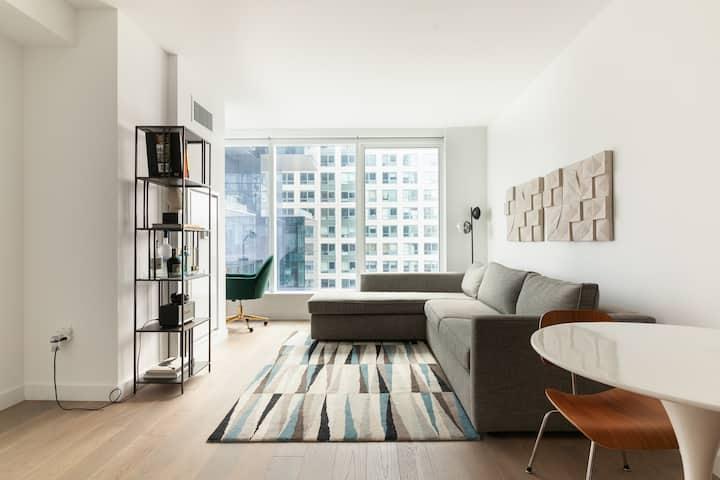 The ApT- Modern Waterfront Luxury w/Manhattan View