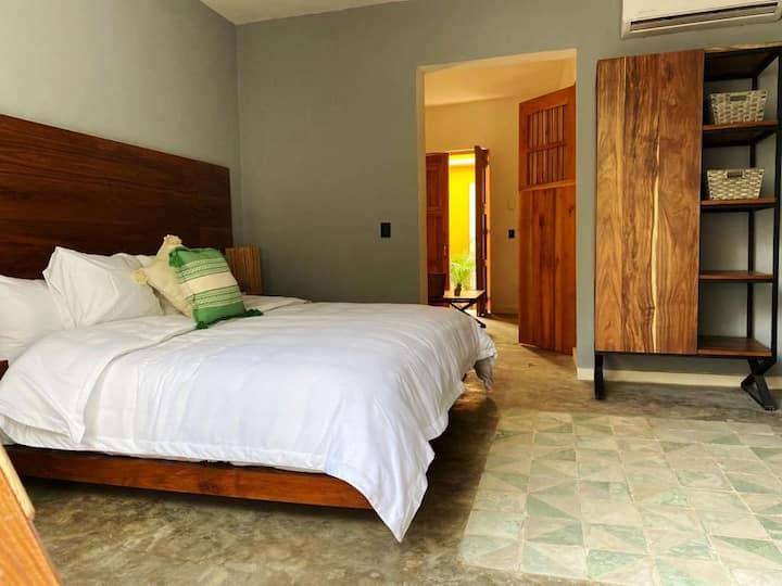 México, Mérida, habitación para 2, cama king Size