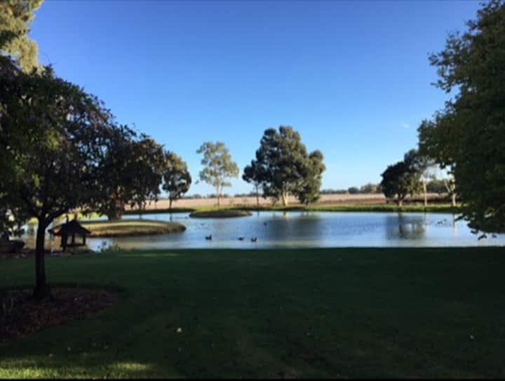 Serenity Gardens - Yoga Retreat and Farm Stay